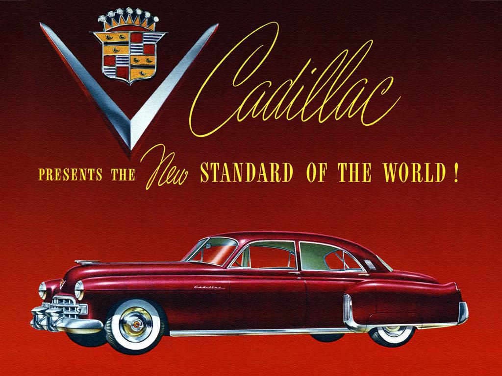Cadillac Fleetwood 70